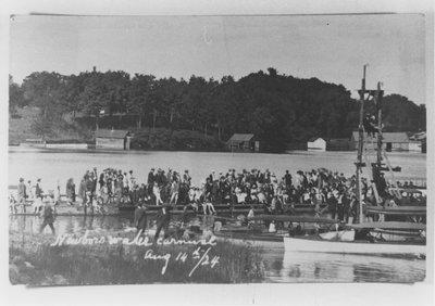 Newboro Water Carnival 1924