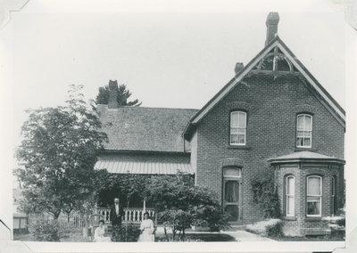 Richard Grothier House