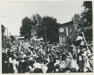 Orange Day Parade, Delta c.1933