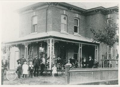 Miles Lockwood House