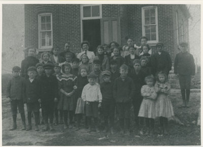 Philipsville School c.1910