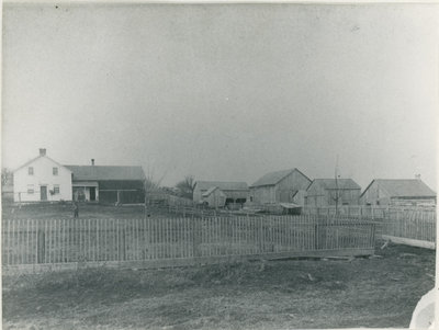 Eli Chant House around 1895