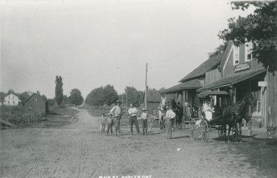 Main Street Harlem c.1910