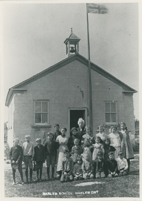 Harlem School c.1905