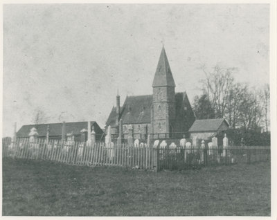 St. Peter's Anglican Church, Newboyne, c.1900