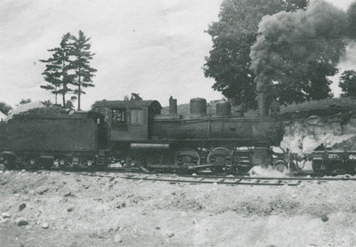 Brockville-Westport Train