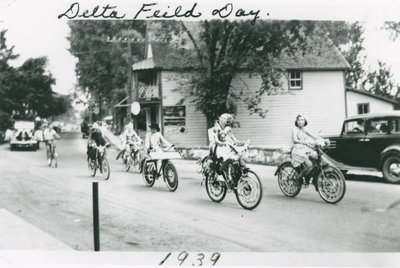 Delta Field Day Parade, 1939