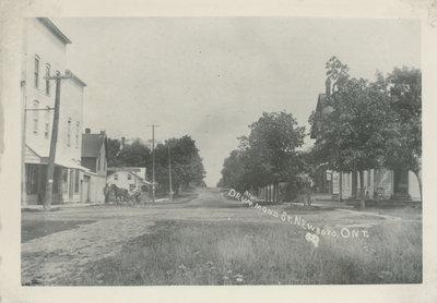 Drummond Street, Newboro, Ontario