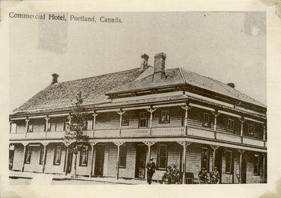Commercial Hotel, Portland, Ontario