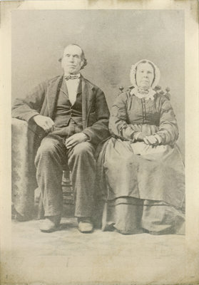 Merchant, James Donovan and wife Catherine