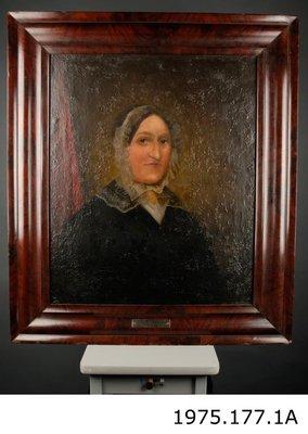 Portrait of Abagail St.John Phelps