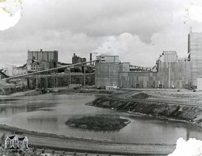 St. Marys Cement Plant ca 1980