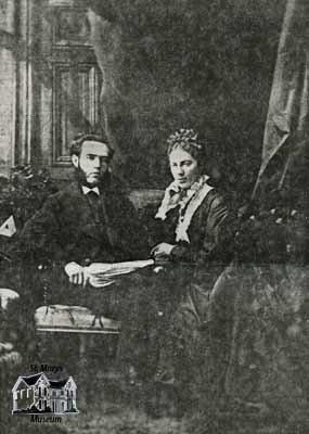 Robert Dickson and Jennie Nicol; Wedding