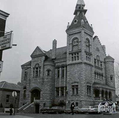 St. Marys Town Hall