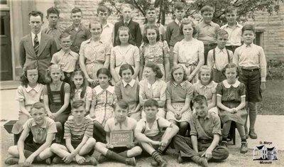 St. Marys Central Class