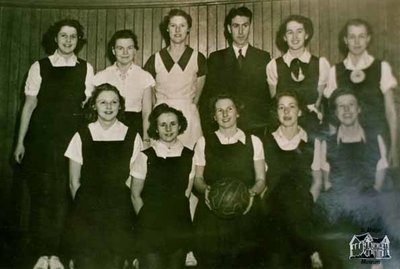 St. Marys Town Basketball Team