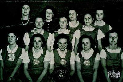 St. Marys C.I Basketball Team