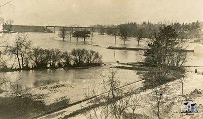 Flats Under Flood