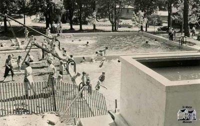 Cadzow Pool