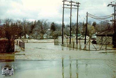 Flooding on Water Street