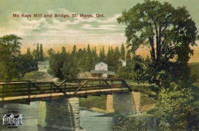 McKay Mill and Bridge
