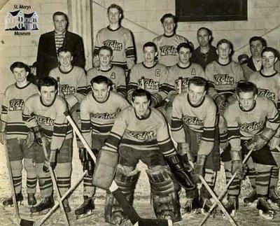 Canadian Legion Branch 236 Hockey Team