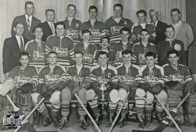 St. Marys Cement Plant Hockey Team