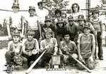 Blanshard Boys' Baseball Team