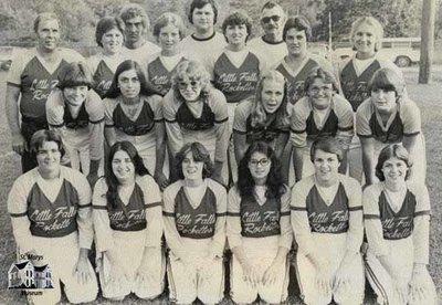 Little Falls Rockettes, 1980