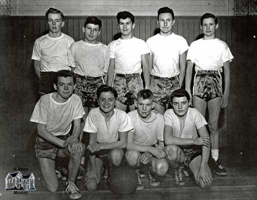 Bantam Basketball, 1949/50 or 1950/51