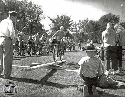 Bicycle Rodeo, Summer 1949