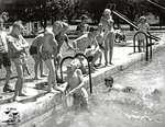 Cadzow Pool, 1949