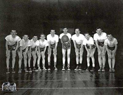 Bantam Basketball, c. 1950