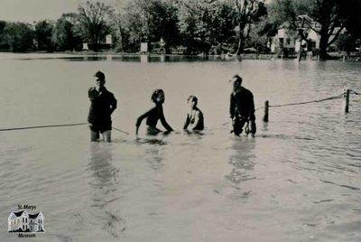 Flood, Spring 1947