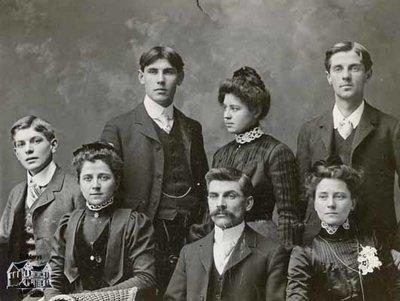 Box Family Portrait