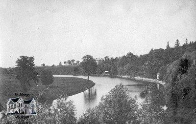 Thames River from Sarnia Bridge