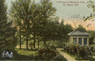 A Glimpse of Westover Park