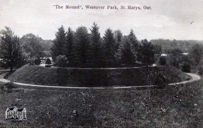 """The Mound"" Westover Park"