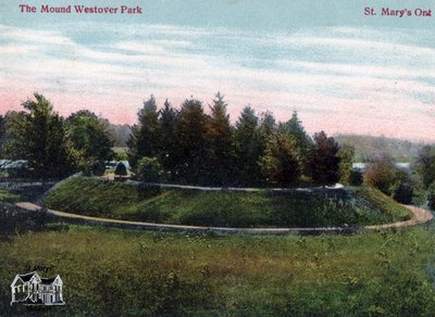 The Mound, Westover Park