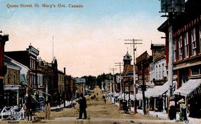 Queen Street, St. Marys