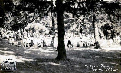 Cadzow Park