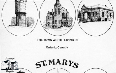 The Town Worth Living In, St. Marys