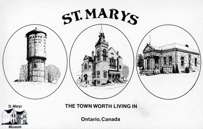 St. Marys, The Town Worth Living In