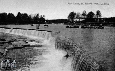 Rice Lake, St. Marys, Ont.