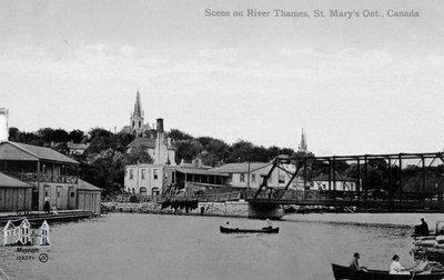 Trout Creek, St. Marys
