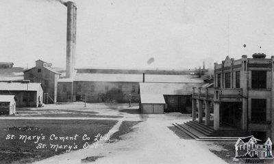 St. Marys Cement Co. Ltd.