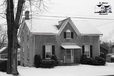243 Thomas St., 1980s