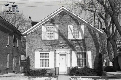 147 Tracy St., 1980s