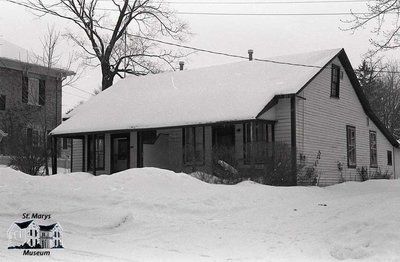 165 Tracy St., 1980s