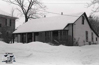 165 Tracy St., 1980s